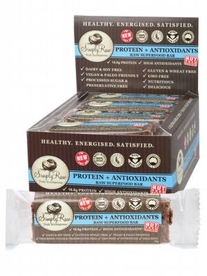 SIMPLY RAW Protein And Antioxidants 20 x 50g