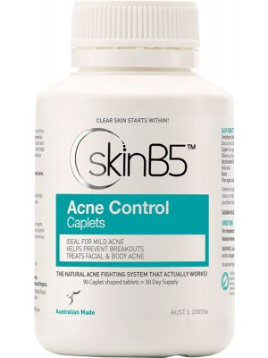 SkinB5 Acne Control Caplets 90 caps
