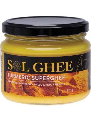 SOL ORGANICS Turmeric Super Ghee 275g