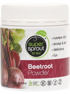 SUPER SPROUT Beetroot Powder 150g