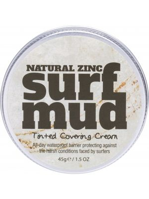 SURFMUD Natural Zinc Tinted Covering Cream 45g