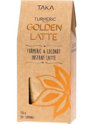 TAKA TURMERIC Turmeric Golden Latte 150g