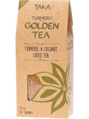 TAKA TURMERIC Turmeric Golden Tea 140g
