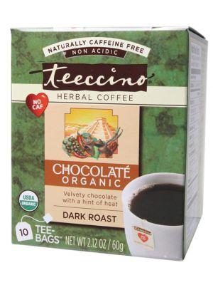 Teeccino Chocolate Coffee Bags 10 bags