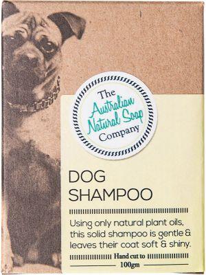 THE AUSTRALIAN NATURAL SOAP CO Dog Shampoo 100g