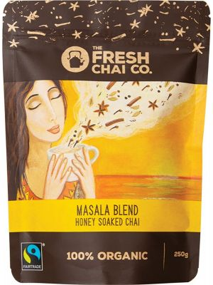 THE FRESH CHAI CO Masala Blend Honey Soaked Chai 250g