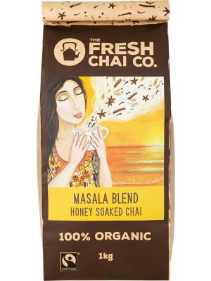 THE FRESH CHAI CO Masala Blend Honey Soaked Chai 1kg