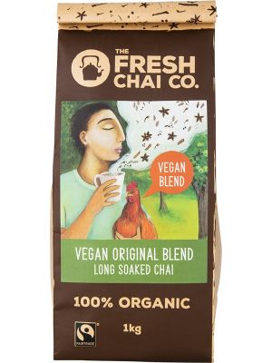 THE FRESH CHAI CO Vegan Original Blend Long Soaked Chai 1kg
