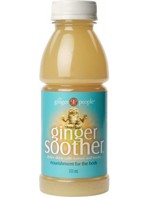 THE GINGER PEOPLE Ginger Soother Ginger Drink Lemon & Honey 355ml