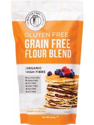 THE GLUTEN FREE FOOD CO Grain Free Flour Blend Mix 400g