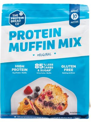 THE PROTEIN BREAD CO. Protein Muffin Mix 340g