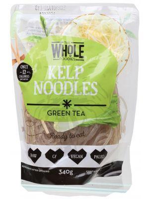 THE WHOLE FOODIES Kelp Noodles Green Tea 340g