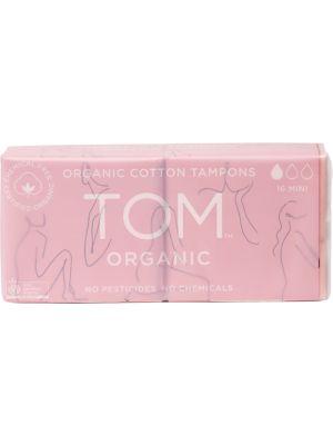 TOM Organic Tampons Mini 16