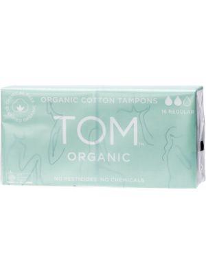 TOM Organic Tampons Regular 16