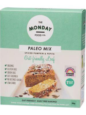 The Monday Food Co Paleo Loaf Mix Spiced Pumpkin & Pepita 300g