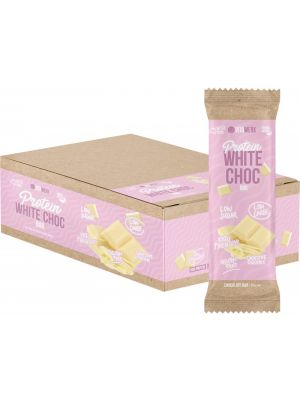 VITAWERX Protein White Chocolate Bar 12x35g