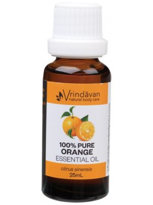 VRINDAVAN Sweet Orange Oil 25ml