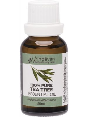 VRINDAVAN Essential Oil (100%) Tea Tree 25ml