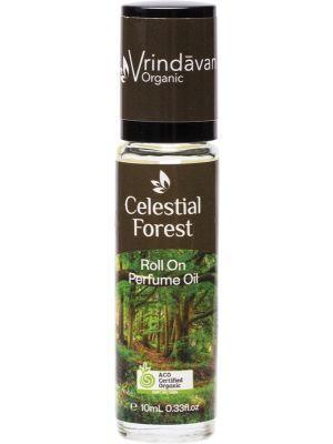 VRINDAVAN Perfume Oil - Celest Forest 10ml