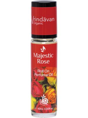 Vrindavan Rose Perfume Oil 10ml