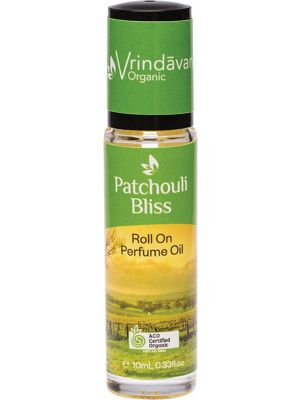 Vrindavan Patchouli Perfume Oil 10ml