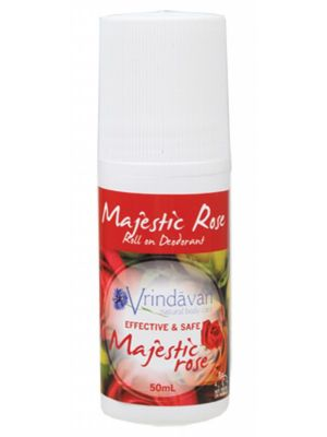 Vrindavan Rose Deodorant 50ml