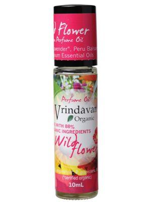 Vrindavan Wildflower Perfume Oil 10ml