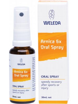 WELEDA Arnica 6x Oral Spray 30ml