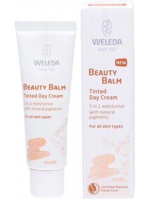 WELEDA Beauty Balm Tinted Day Cream Nude 30ml