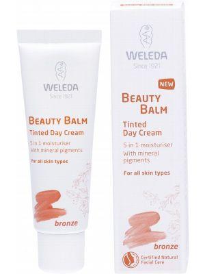 WELEDA Beauty Balm Tinted Day Cream Bronze 30ml