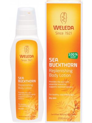 WELEDA Body Lotion Sea Buckthorn 200ml