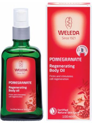 WELEDA Body Oil Pomegranate 100ml