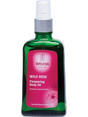 WELEDA Body Oil Wild Rose 100ml