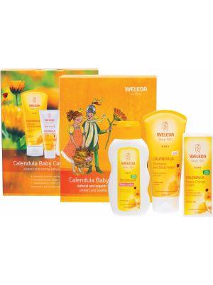WELEDA Calendula Baby Care Gift Pack 3