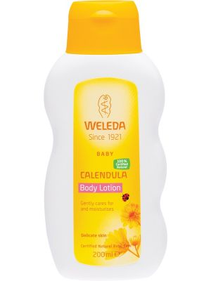 WELEDA Calendula Body Lotion Baby 200ml