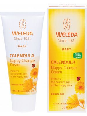WELEDA Calendula Nappy Change Cream Baby 75ml