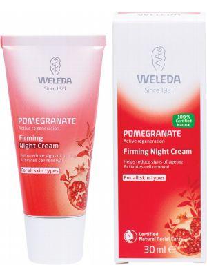 WELEDA Firming Night Cream Pomegranate 30ml