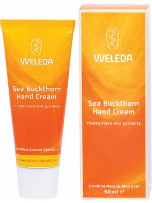WELEDA Hand Cream Sea Buckthorn 50ml