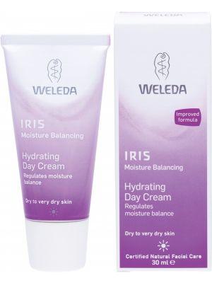 WELEDA Hydrating Day Cream Iris 30ml