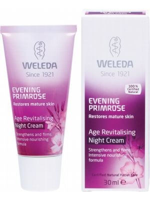 WELEDA Night Cream Evening Primrose 30ml