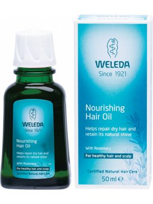 WELEDA Nourishing Hair Oil Rosemary 50ml