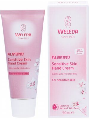 WELEDA Sensitive Skin Hand Cream Almond 50ml