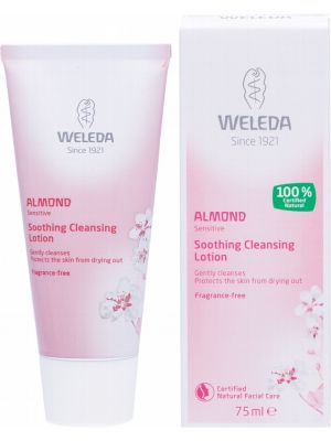 WELEDA Soothing Cleansing Lotion Almond 75ml