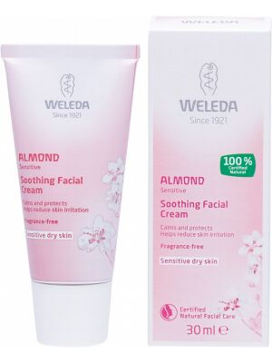 WELEDA Soothing Facial Cream Almond 30ml