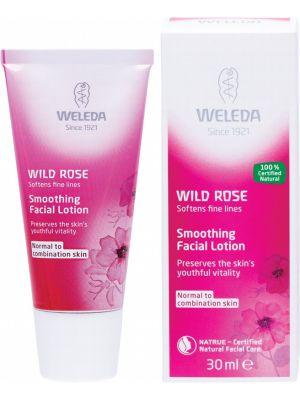 WELEDA Soothing Facial Lotion Wild Rose 30ml