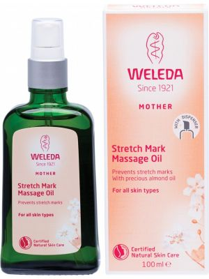 WELEDA Stretch Mark Massage Oil Mother 100ml
