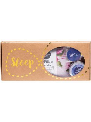 WHEATBAGS LOVE Sleep Gift Pack Waratah
