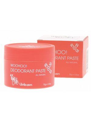 WOOHOO BODY Deodorant Paste 70g