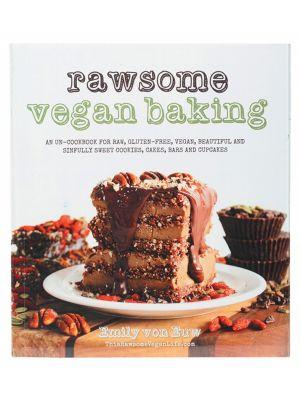 book Rawsome Vegan Baking