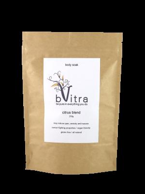 bVitra Body Soak – Citrus Blend
